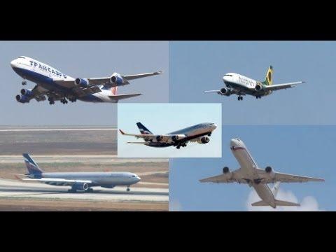 Russian Aviation Companies In Israel | Российские авиакомпании в Израиле