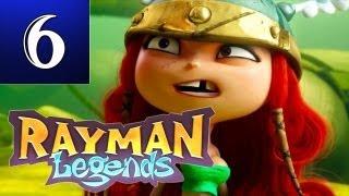 Rayman Legends - Part 6 - Fiesta de los Muertos (What the Duck?, Spoiled Rotten)