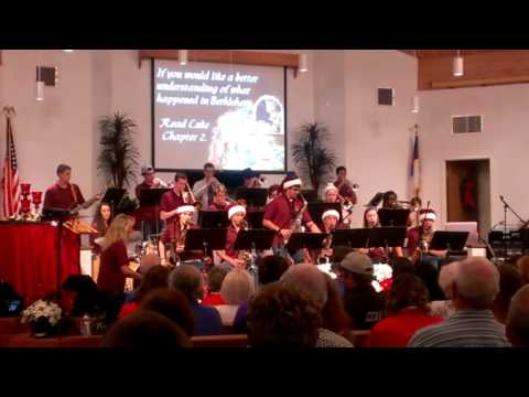"""Warner Christian Academy Jazz Band: """"Rudolph the Red-Nosed Reindeer"""""""