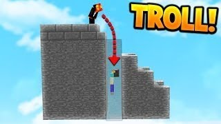 Minecraft | Skywars | Troll Time (ne facem casa) | Ep.2