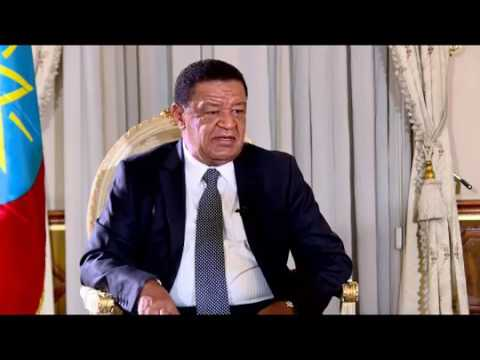 Ethiopia- Interview with President Mulatu Teshome - Fit le Fit - PART 1