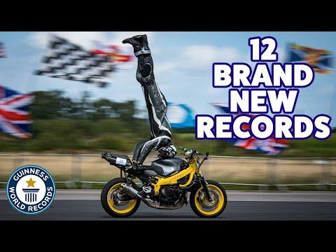12 Amazing New
