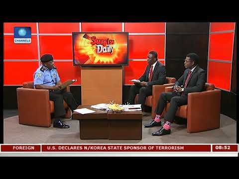 Lagos Police CP Imohimi Mentions Burna Boy In Mr 2Kay's Attack Pt.2 |Sunrise Daily|