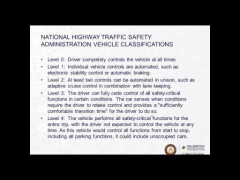 Autonomous Vehicles & Insurance: Public Policy Considerations Ahead