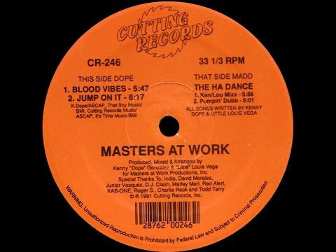 Masters at Work - The Ha Dance (Ken Lou Mixx)