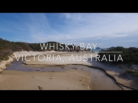 Our World by Drone in 4K - Whisky Bay, Victoria, Australia