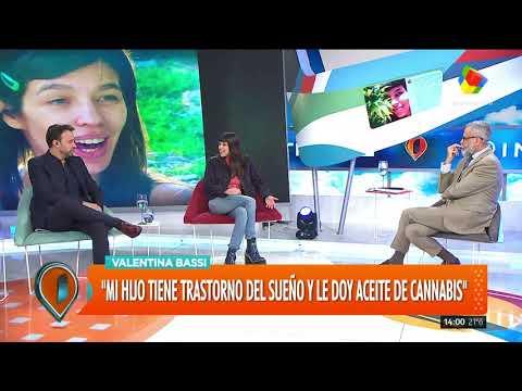 Jorge Rial reveló la razón por la que toma aceite de cannabis