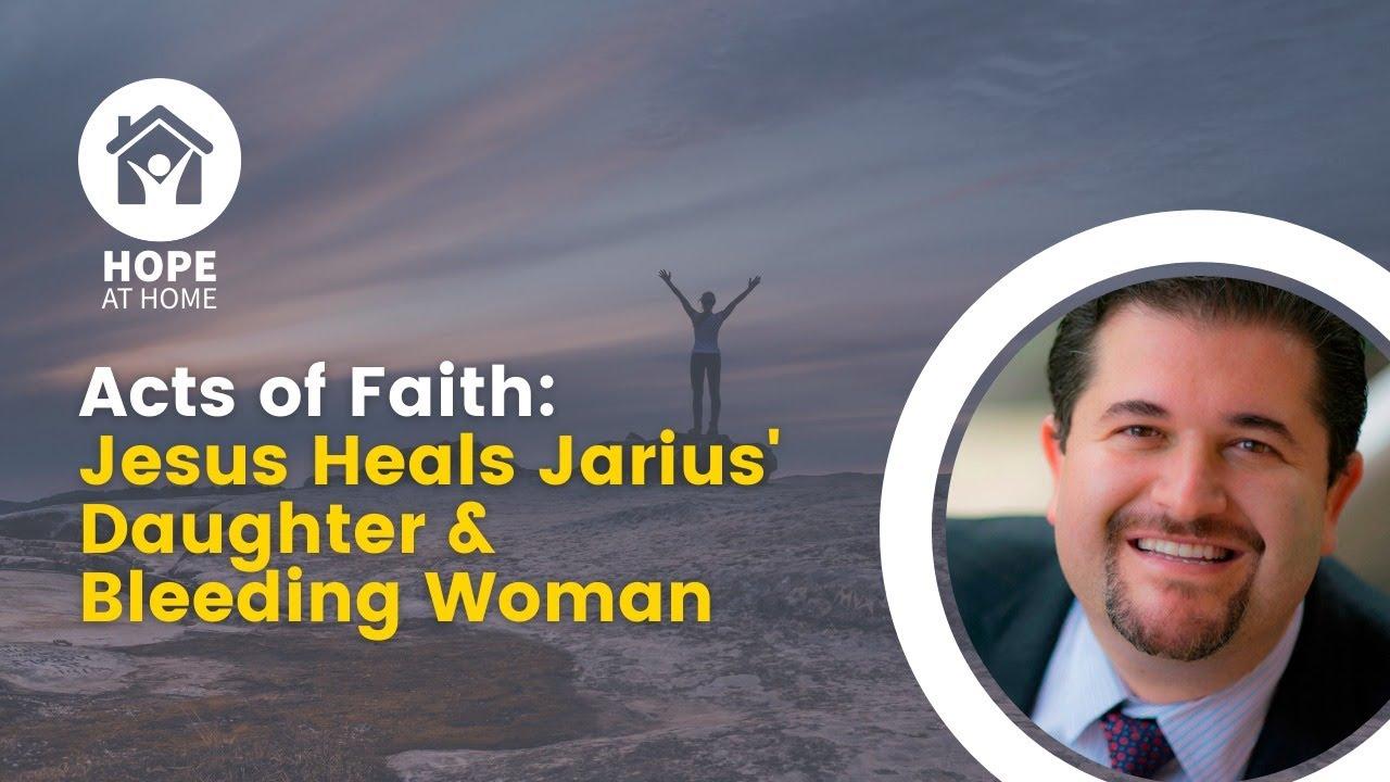 Never Unworthy: Jesus Heals Centurion's Servant and Widow's Son