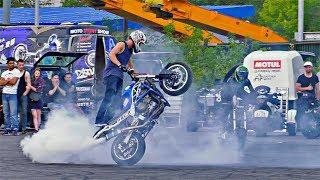 Mass Stunt Jam and Street Killing