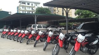 HONDA XR 150CC - SPECIFICATIONS AND REVIEW - Vietnam Motorbike Tours