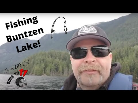 Fishing Buntzen Lake June 05, 2018