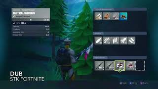 GETTING A DUB WITH THE SQUAD FORTNITE