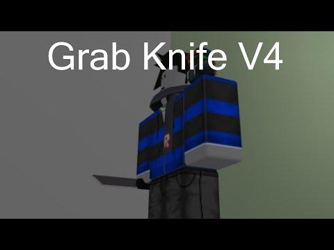 ROBLOX SCRIPT SHOWCASE: Grab Knife V4 - YouTube