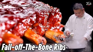 Perfect, Fall-Off-The-Bone Ribs Recipe by Masterchef l Tea Braised