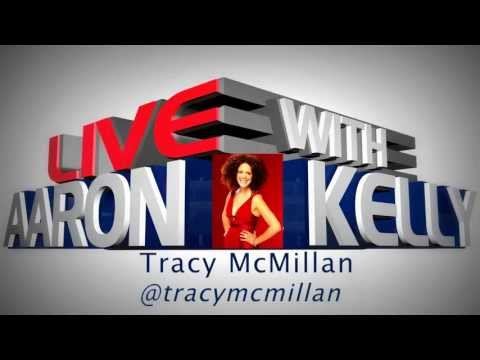 Tracy McMillan Readyforlove & Hettienne Park Hannibal on LIVE with Aaron & Kelly