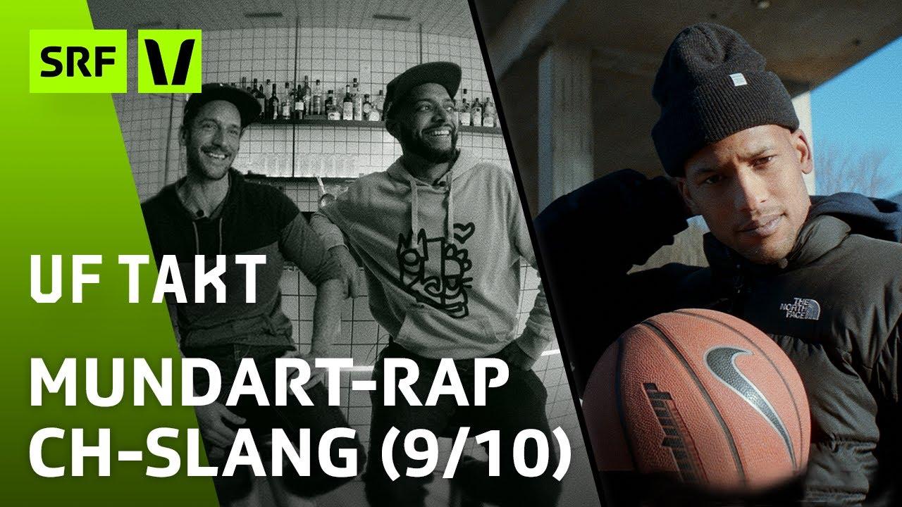 Wieso Slang zum Rap gehört – Mit Skinny Stylus, Rokator&Samurai (9/10) Dokserie Uf Takt | SRF Virus