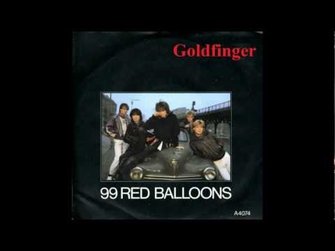 Punk Rock Covers - Nena / 99 Red Balloons [Goldfinger]