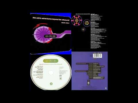 the orb´s adventures beyond the ultraworld (-full double album- CD1+CD2)
