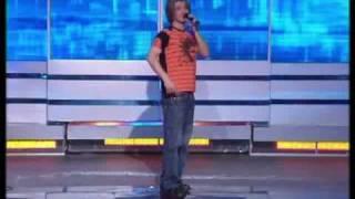 Алексей Кабанов и его неземной голос