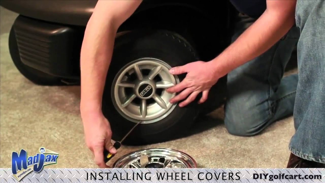 Golf Cart Wheel Covers | How to Install Video | Installing Golf Cart Pro Golf Cart Club Covers on amazon golf cart cover, golf car covers, precedent golf cart cover, club car cover, green line golf bag cover, turf club cart rain cover, golf cart cover green line, golf cart rain cover, golf bag rain cover, golf cart shade cover,