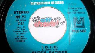 Butch Patrick - I.O.I.O. ■ Promo 45 RPM 1972 ■ OffTheCharts365
