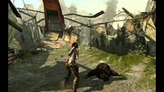 Tomb Raider - 2013 - A Survivor is born - Highway to Hell - Trick 17