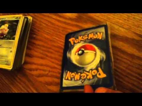 how to make homemade pokemon cards