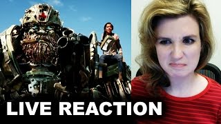 Transformers The Last Knight Trailer 2 REACTION