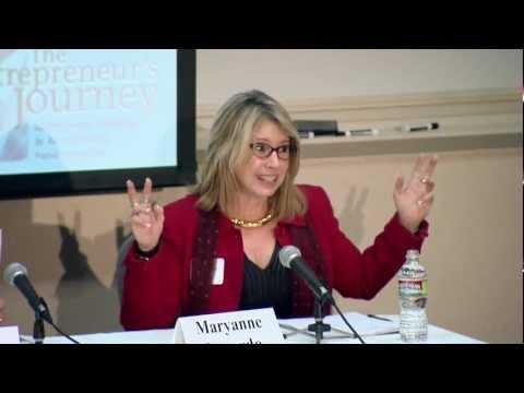 "2012 Entrepreneur's Journey - ""Alternative Financing For Your New Venture"""