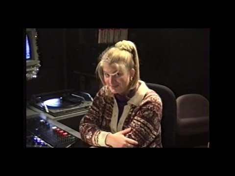A walk round Capital Radio on New Year's Eve 1990 - EXTENDED VERSION