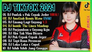 DJ TIKTOK TERBARU 2021 - DJ PANTEK PANTEK X PAK CEPAK CEPAK JEDER FULL BASS REMIX VIRAL TIKTOK 2021