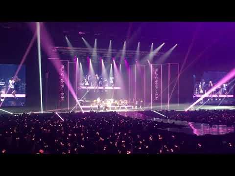 20181111 블랙핑크(BLACKPINK CONCERT) 콘서트 서울 IN SEOUL - ENCORE STAGE 앵콜 무대 FANCAM