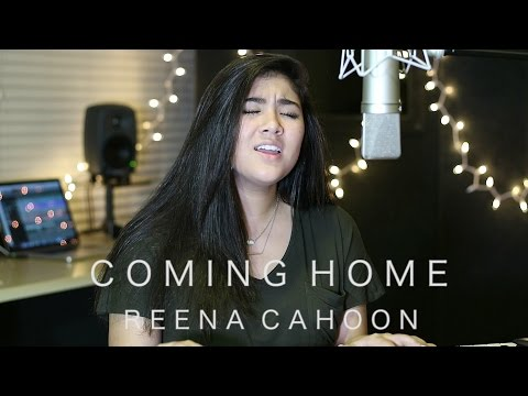 Coming Home by Skylar Grey | Reena Cahoon Cover