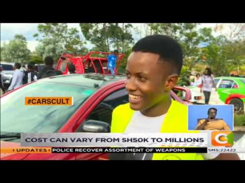 Kenyans Spend Millions Modifying Their Cars Youtube