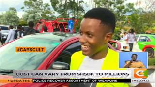 Kenyans spend millions modifying their cars