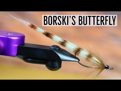Borski's Butterfly | Fly Tying Tutorial