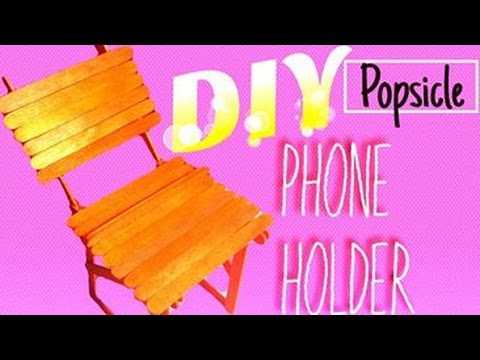 how to make adirondack chairs out of popsicle sticks