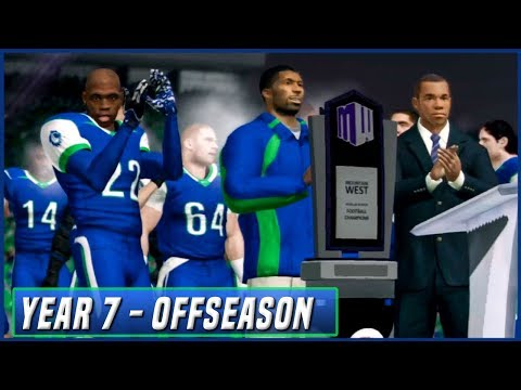 Full Offseason LIVE! (Moving To The Pac 12!)  - NCAA Football 14 Dynasty Year 7 | Ep.128