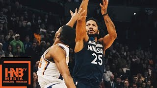 Phoenix Suns vs Minnesota Timberwolves Full Game Highlights | 01/20/2019 NBA Season