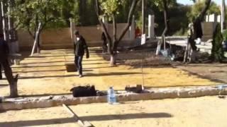 Купить рулонный газон - подготовка участка для укладки рулонного газона(, 2014-10-21T09:20:08.000Z)