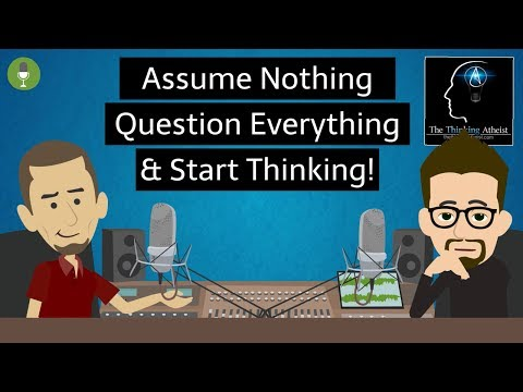 Interview with Seth Andrews - Host of the Largest Atheist Podcast (The Thinking Atheist)
