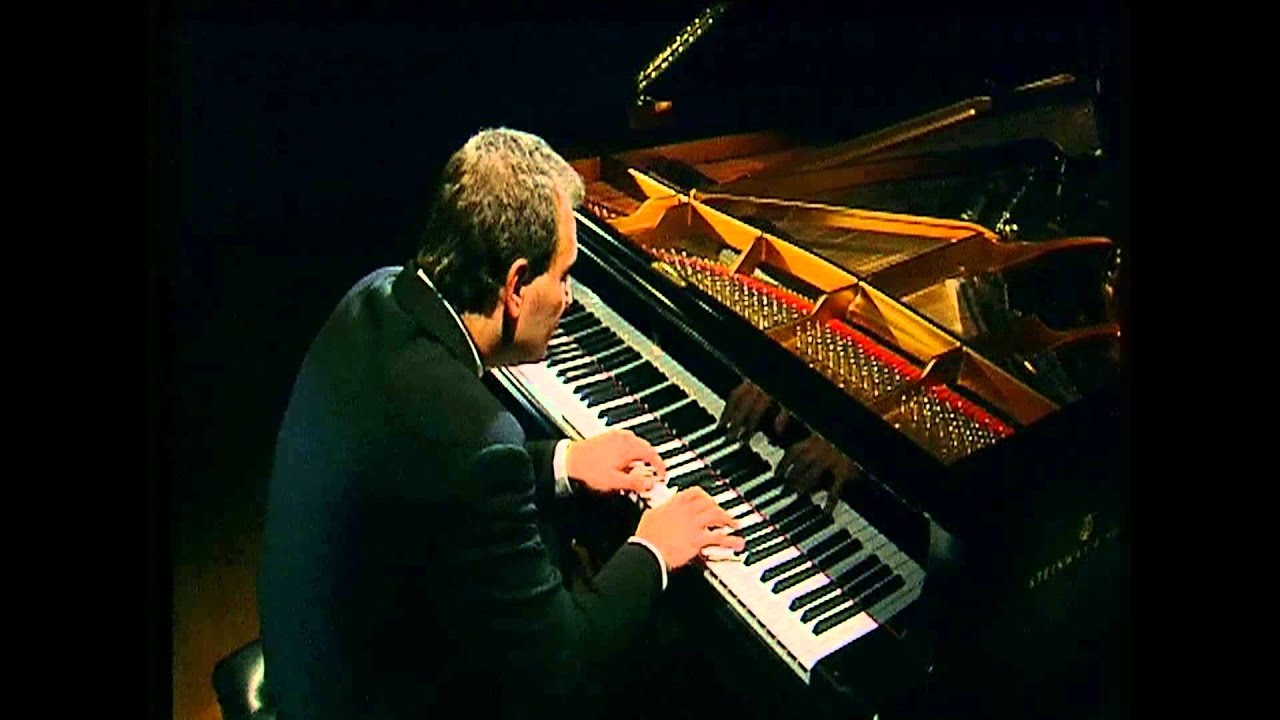 Mark Anderson performs Aaron Copland's 'Four Piano Blues'