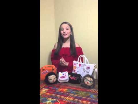 c24ca1f969cf2 Larissa Manoela anuncia coleção de bolsas by Birô - YouTube