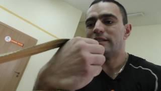 Training of Babayev and Rudakov