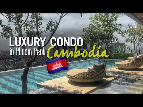Luxury Condo In Phnom Penh Cambodia