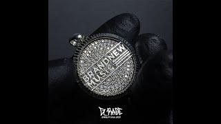 G_RADE Jewelry 지레이드 쥬얼리 [Brand New Music Pendant]