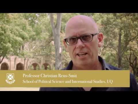 UQ's new Graduate Centre in Governance and International Affairs
