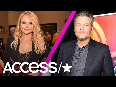 Did Blake Shelton Just Shade His Ex-Wife Miranda Lambert On Twitter?