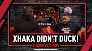 Xhaka Didn't Duck! | The Biased Premier League Show