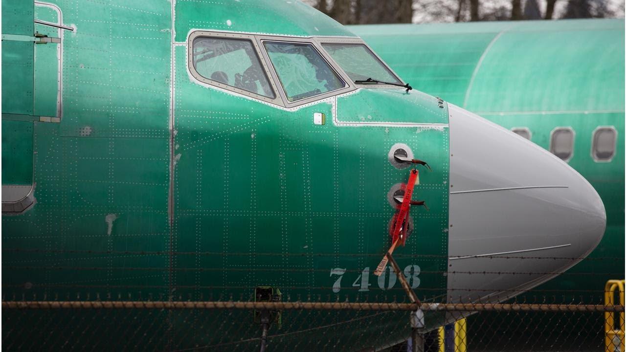 Resultado de imagen para Boeing test Boeing 737 MAX